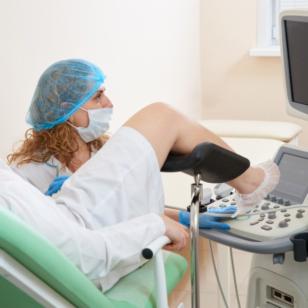 Gynaecology/Obstetrics Consultation